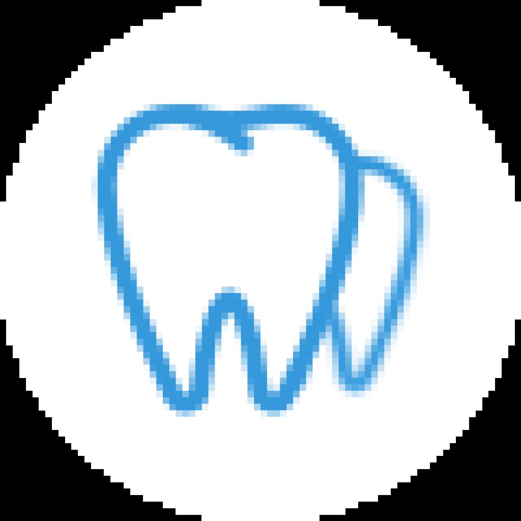 uneven teeth
